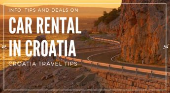 Car Rental in Croatia | Croatia Travel Tips
