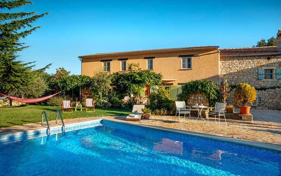 Villa in Istria | Villa Rupeni Istria: Swimming Pool