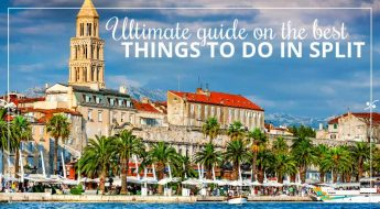 Things To Do in Split Croatia | Croatia Travel Guide & Blog