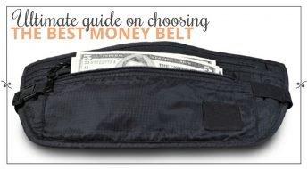 Best Travel Money Belt For Europe