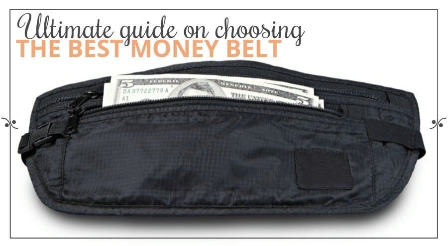 Best Travel Money Belt For Europe