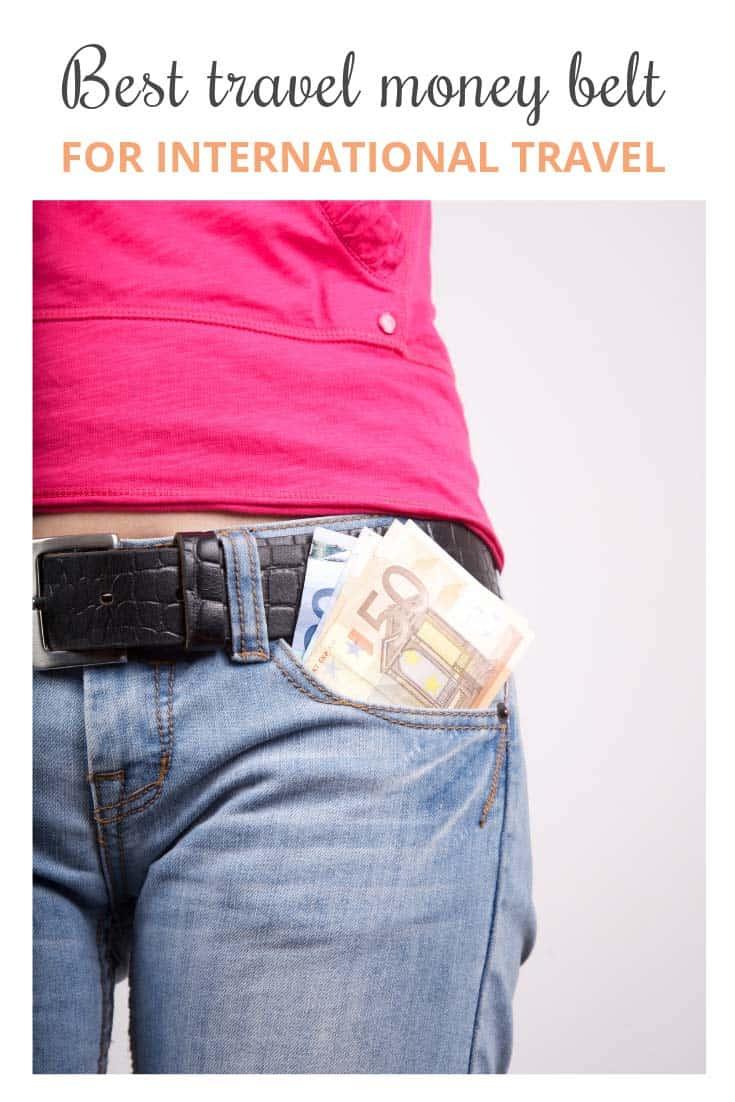 Best Travel Money Belt For International Travel