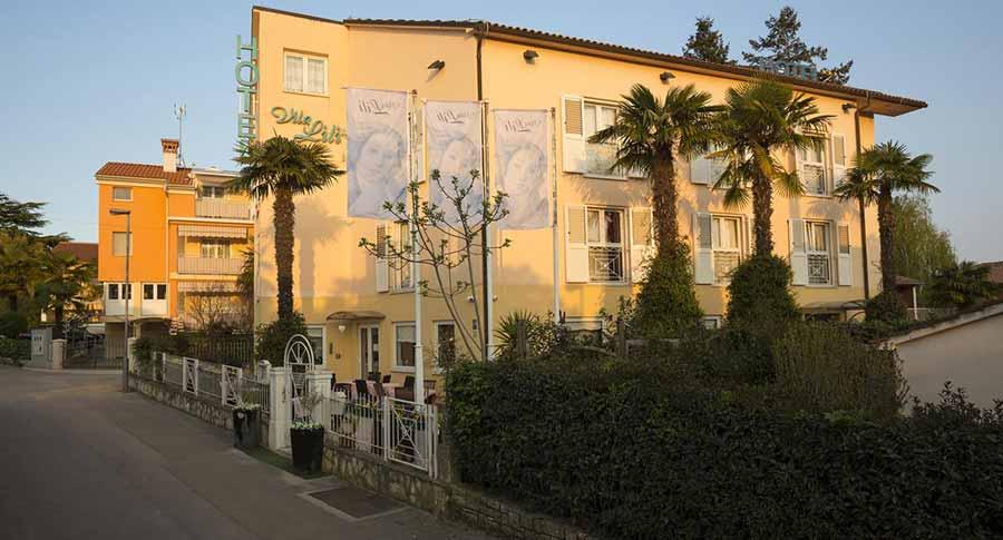 Hotel Villa Lili Rovinj