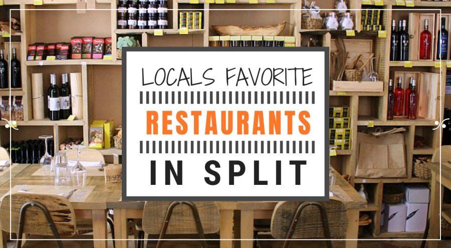 Best Split Restaurants: Where To Eat in Split, Illustration