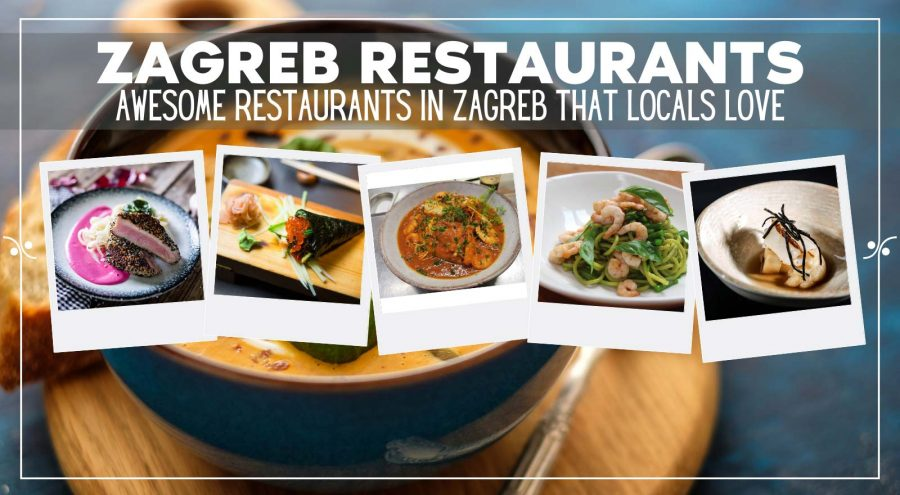 Best Restaurants In Zagreb Croatia: Where To Eat in Zagreb, Illustration