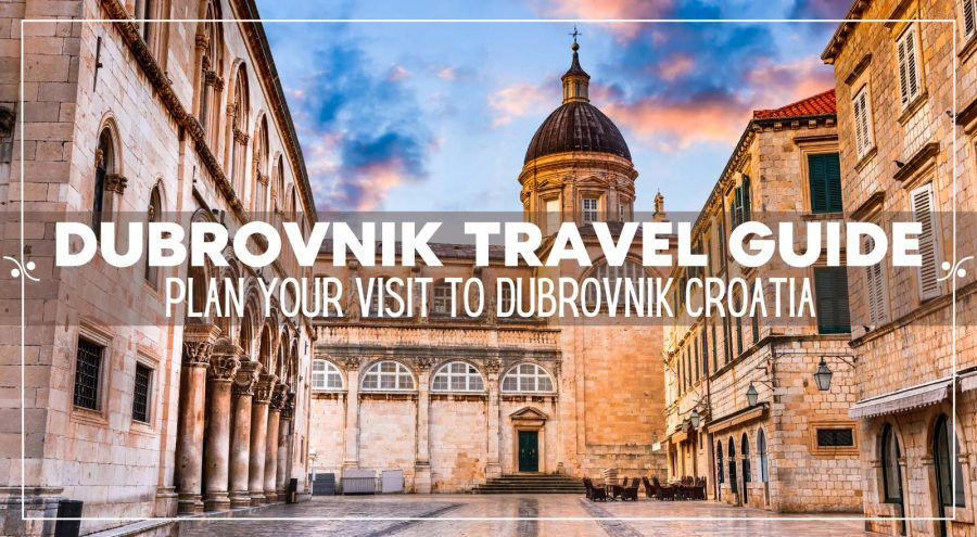 A complete travel guide to Dubrovnik Croatia, Illustration