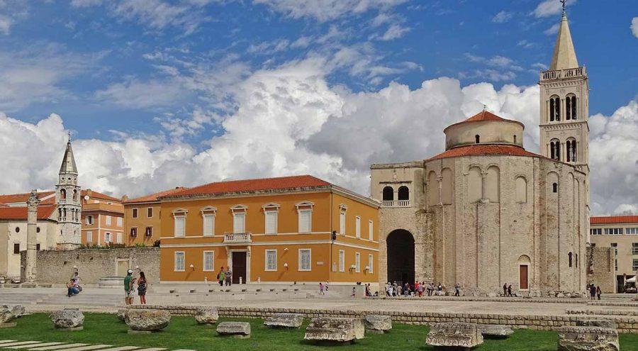 Церковь Святого Доната в Задаре, Хорватия