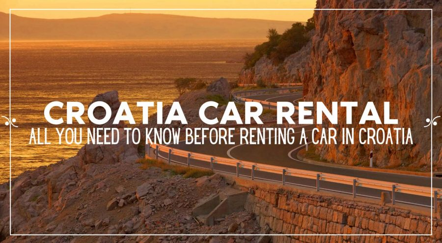 Car Rental in Croatia: All you need to know about renting a car in Croatia, Illustration