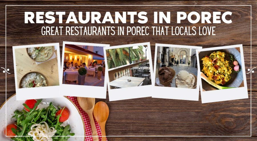 Best Restaurants In Porec Croatia: Where To Eat In porec, Illustration