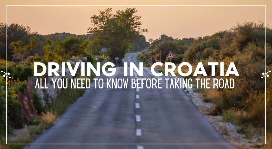 Driving in Croatia: All you need to know, Illustration