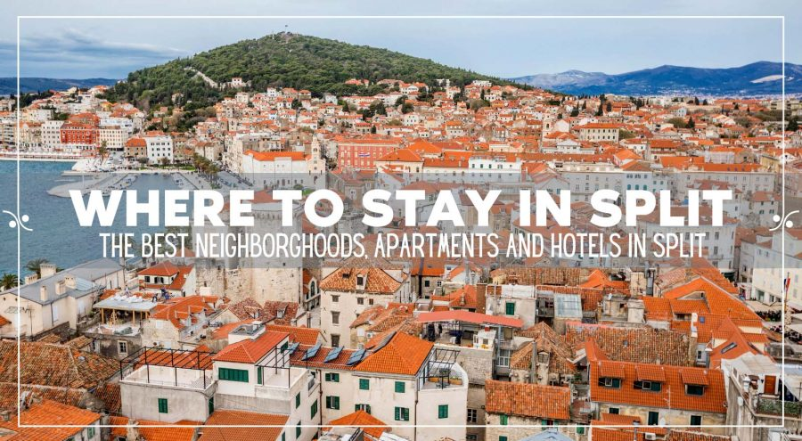 Split Accommodation: Where To Stay In Split, Illustration