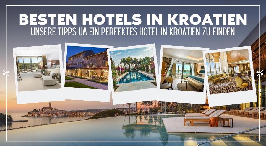 Besten Hotels in Kroatien, Illustration