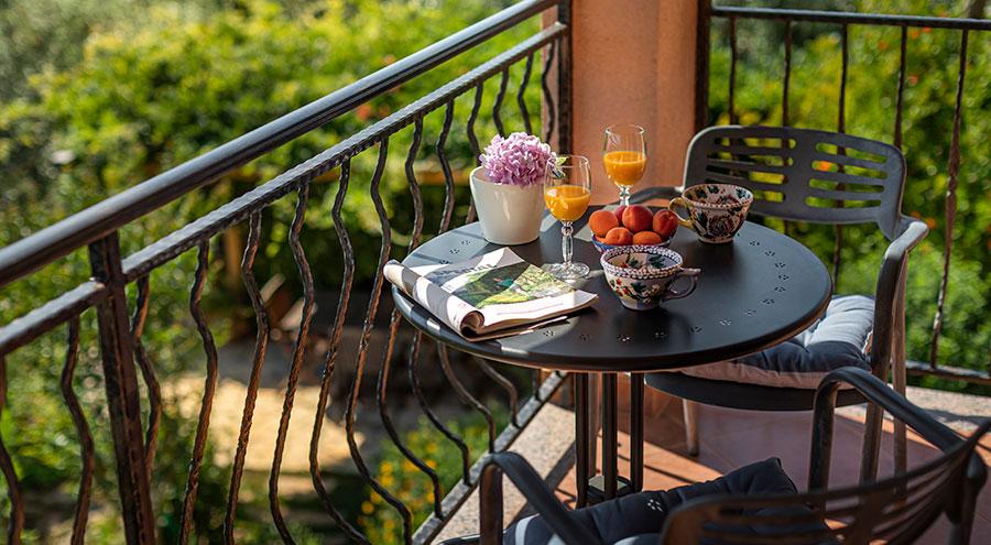 Balcony, Frank's place Porec