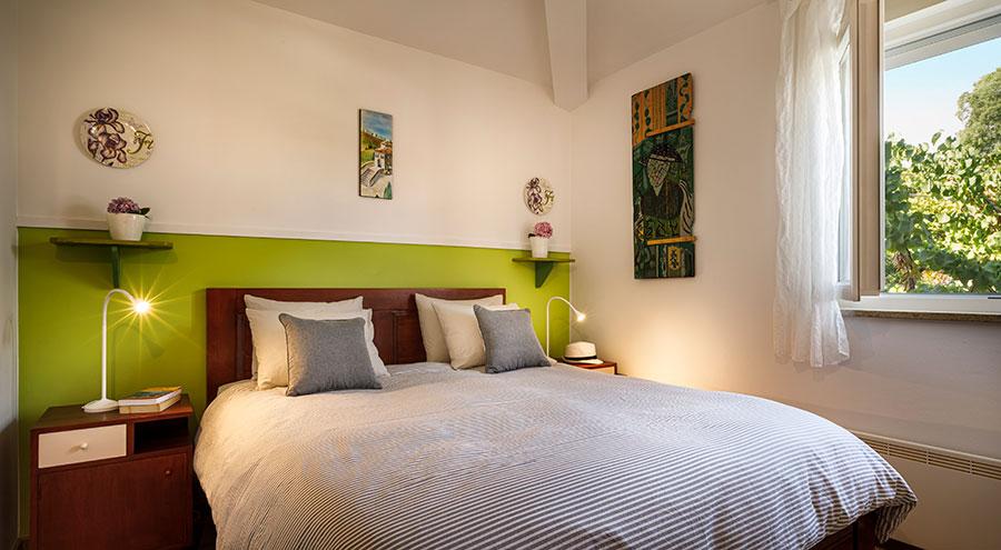 Bedroom, Frank's place Porec