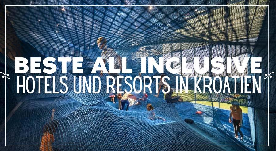 All inclusive Kroatien: beste all inclusive Hotels in Kroatien