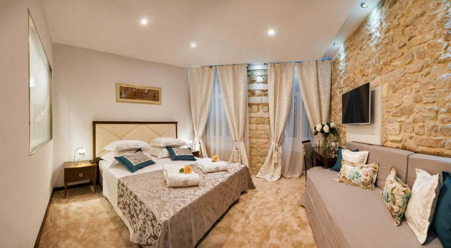 Hotel Antique Split, Double bedroom