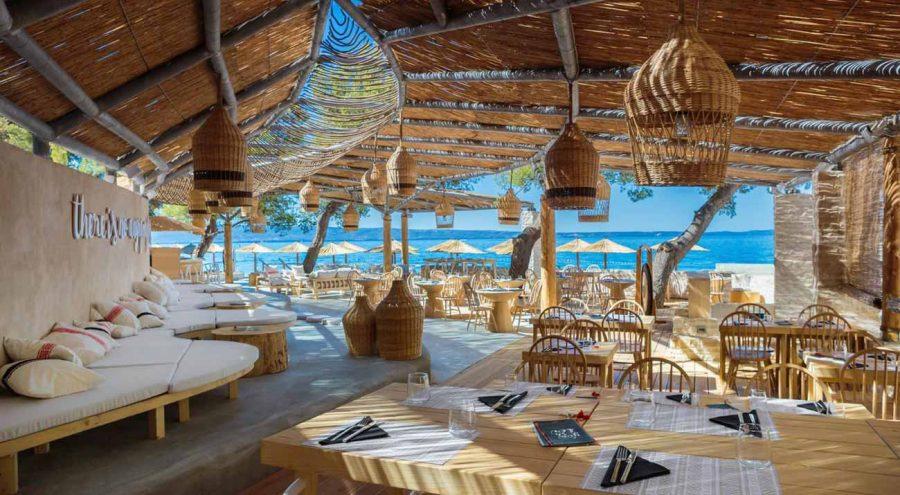 Beach Bar, Hotel Le Meridien Split