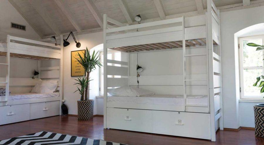 Ciri Biri Bela Hostel in Split, Dorm room