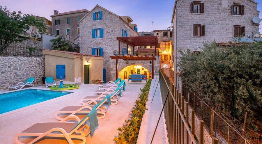 Hotel Agava Split, swimming pool