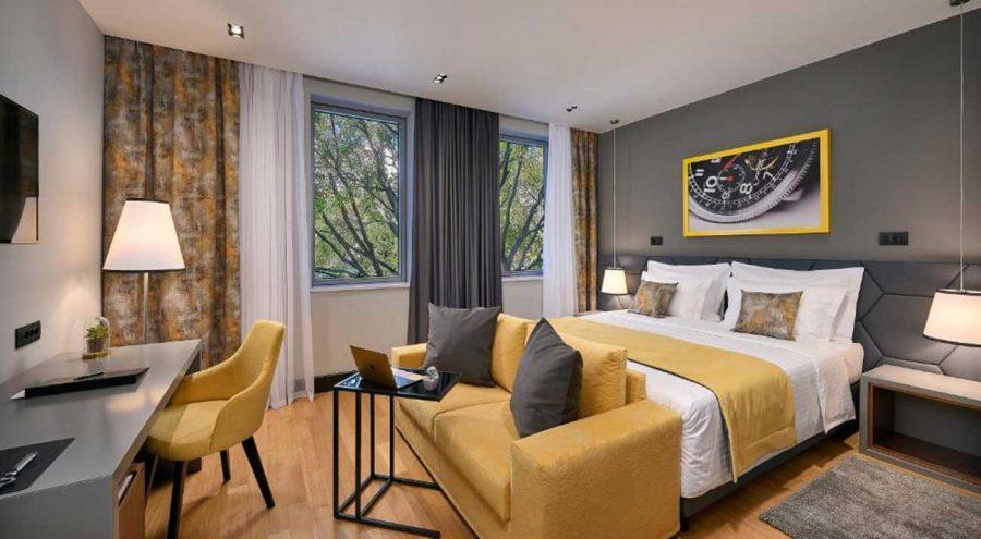 Hotel Ora, bedroom