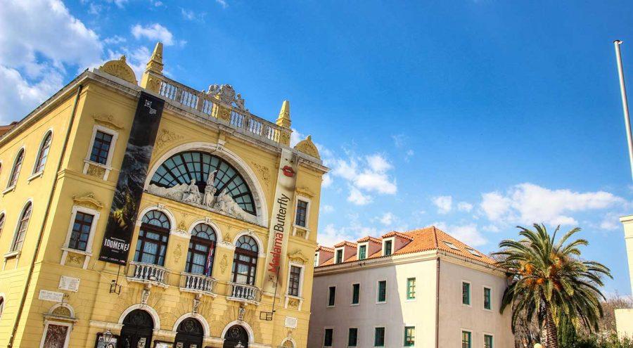 National Theater in Split