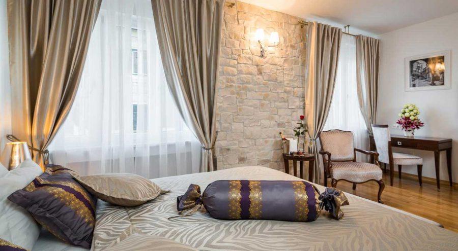 Hotel Priska Luxury Rooms in Split